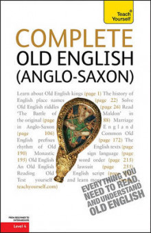 Complete Old English (Anglo-Saxon) av Mark Atherton (Heftet)