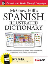 Omslag - McGraw-Hill's Spanish Illustrated Dictionary