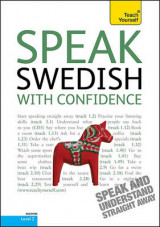 Omslag - Speak Swedish with Confidence