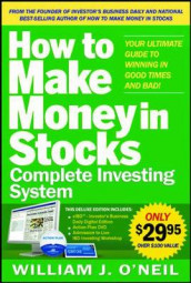 How to Make Money in Stocks Complete Investment System (International) av William J. O'Neil (Bok uspesifisert)
