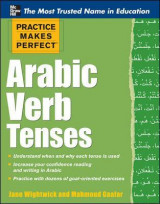 Omslag - Practice Makes Perfect Arabic Verb Tenses