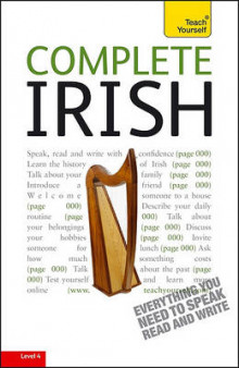 Teach Yourself Complete Irish av Diarmuid O Se (Blandet mediaprodukt)