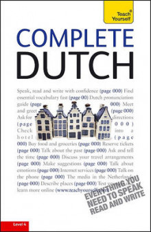 Teach Yourself Complete Dutch av Gerdi Quist og Dennis Strik (Blandet mediaprodukt)