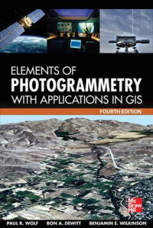 Elements of Photogrammetry with Application in GIS av Paul R. Wolf, Bon A. DeWitt og Benjamin E. Wilkinson (Innbundet)