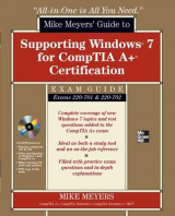 Omslag - Mike Meyers' Guide to Supporting Windows 7 for CompTIA A+ Certification (Exams 701 & 702)