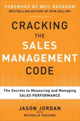 Omslag - Cracking the Sales Management Code