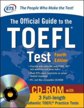 Official Guide to the TOEFL Test With CD-ROM av Educational Testing Service (Bok uspesifisert)