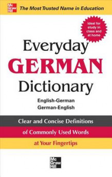 Everyday German Dictionary (Heftet)