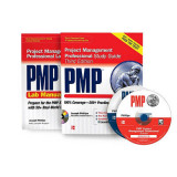Omslag - PMP Project Management Professional Study Guide & Lab Manual