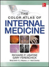 Omslag - Color Atlas of Internal Medicine