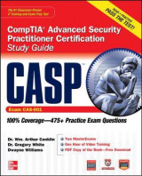 Omslag - CASP CompTIA Advanced Security Practitioner Certification Study Guide (Exam CAS-001)
