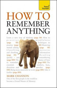How to Remember Anything: A Teach Yourself Guide av Mark Channon (Heftet)