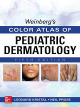 Omslag - Weinberg's Color Atlas of Pediatric Dermatology