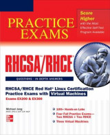 Omslag - RHCSA/RHCE Red Hat Linux Certification Practice Exams with Virtual Machines (Exams EX200 & EX300)