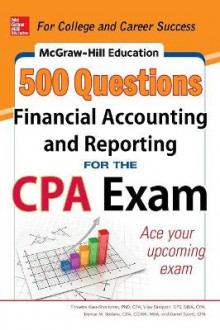 McGraw-Hill Education 500 Financial Accounting and Reporting Questions for the CPA Exam av Frimette Kass-Shraibman, Darrel Surett, Vijay S. Sampath og Denise M. Stefano (Heftet)