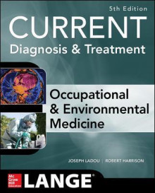 CURRENT Occupational and Environmental Medicine av Joseph Ladou og Robert Harrison (Heftet)