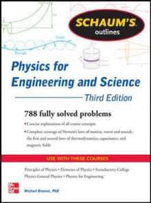 Schaum's Outline of Physics for Engineering and Science av Michael Browne (Heftet)