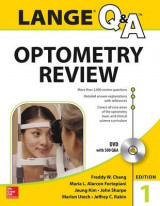 Omslag - Lange Q&A Optometry Review: Basic and Clinical Sciences