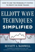 Elliot Wave Techniques Simplified: How to Use the Probability Matrix to Profit on More Trades av Bennett A. McDowell (Innbundet)