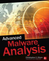 Omslag - Advanced Malware Analysis