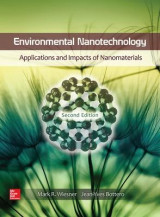 Omslag - Environmental Nanotechnology, Applications and Impacts of Nanomaterials