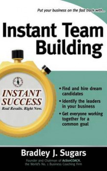 Instant Team Building av Professor of English Cynthia Sugars (Innbundet)