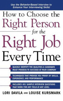 How to Choose the Right Person for the Right Job Every Time av Davila (Innbundet)