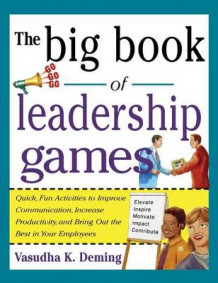 Big Book of Leadership Games av Deming (Innbundet)