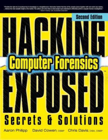 Hacking Exposed Computer Forensics av Aaron Philipp (Innbundet)