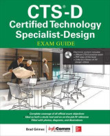 Omslag - CTS-D Certified Technology Specialist Design Exam Guide