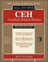 Omslag - CEH Certified Ethical Hacker All-in-One Exam Guide