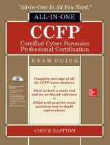 Omslag - CCFP Certified Cyber Forensics Professional All-in-One Exam Guide