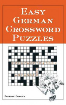 Easy German Crossword Puzzles av Ehrlich (Innbundet)