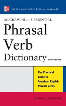 Essential Phrasal Verb Dictionary av Spears (Innbundet)