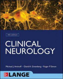 Clinical Neurology 9/E av Michael J. Aminoff, David Greenberg og Roger P. Simon (Heftet)