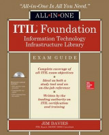 Omslag - ITIL Foundation All-in-One Exam Guide
