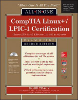 Omslag - CompTIA Linux+/LPIC-1 Certification All-in-One Exam Guide: Exams Lx0-103 & Lx0-104/101-400 & 102-400
