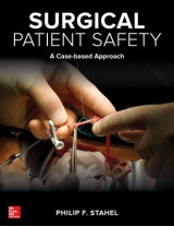 Omslag - Surgical Patient Safety: A Case-Based Approach