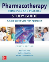 Omslag - Pharmacotherapy Principles and Practice Study Guide