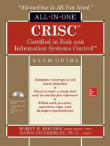 Omslag - CRISC Certified in Risk and Information Systems Control All-in-One Exam Guide