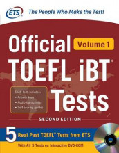 Official TOEFL iBT (R) Tests Volume 1 av Educational Testing Service (Bok uspesifisert)
