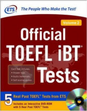 Official TOEFL iBT (R) Tests Volume 2 av Educational Testing Service (Bok uspesifisert)