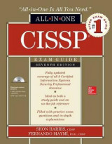 Omslag - CISSP All-in-One Exam Guide, Seventh Edition