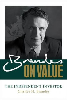Brandes on Value: The Independent Investor av Charles Brandes (Innbundet)