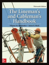 Omslag - The Lineman's and Cableman's Handbook, Thirteenth Edition