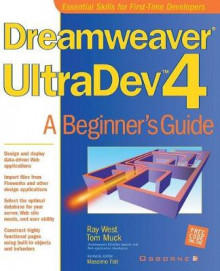 Dreamweaver UltraDev 4 av Ray West og Tom Muck (Heftet)