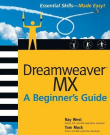 Dreamweaver MX av Ray West og Tom Muck (Heftet)