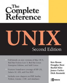 UNIX: The Complete Reference av Kenneth H. Rosen, Douglas A. Host, Rachel Klee og Richard R. Rosinski (Heftet)