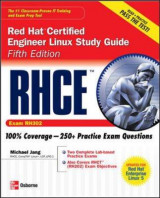 Omslag - RHCE Red Hat Certified Engineer Linux Study Guide: Exam RH302