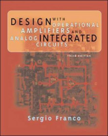 Design with Operational Amplifiers and Analog Integrated Circuits av Sergio Franco (Innbundet)